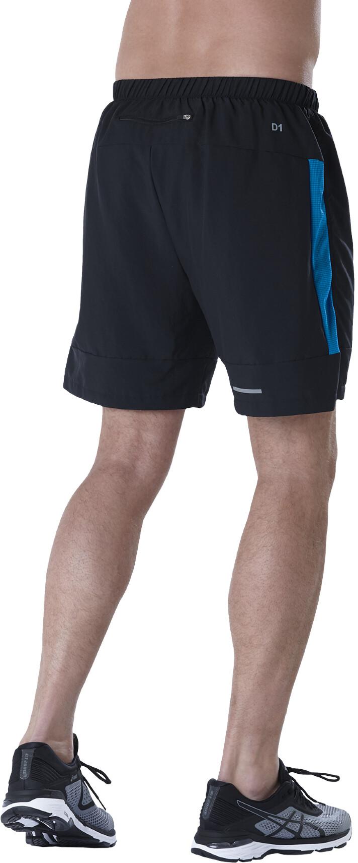 HombrePerformance 7in Blackdirectoire Pantalones Blue Asics Cortos 0nwP8kO